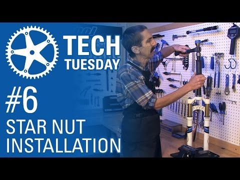 Tech Tuesday #6: Star Nut Installation - YouTube