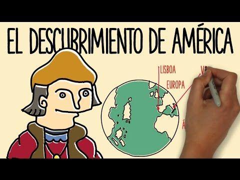 El Descubrimiento de América (actualizado) - YouTube