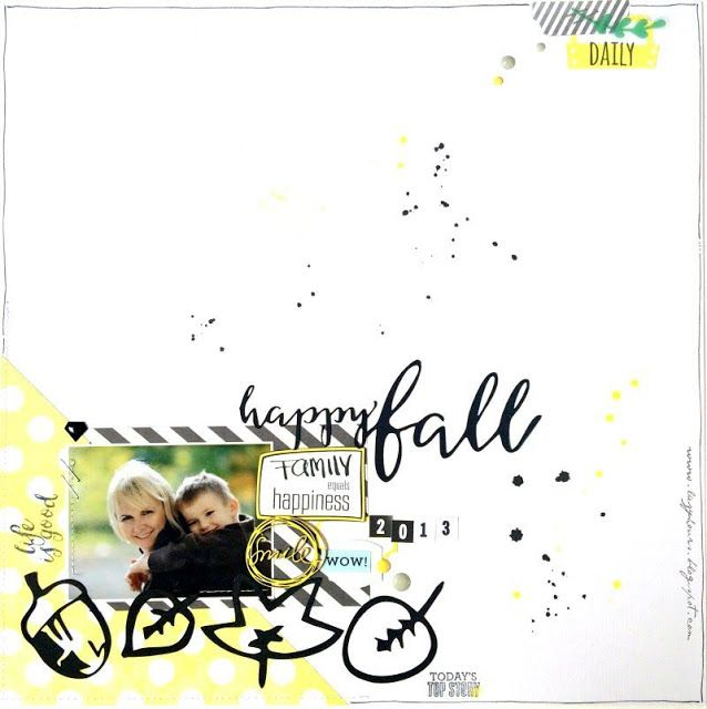 Fall – layout by Kasia | Family Portraits