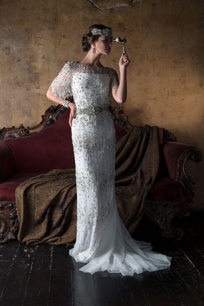 Robe de mariée Julia disponible chez Plume Paris
