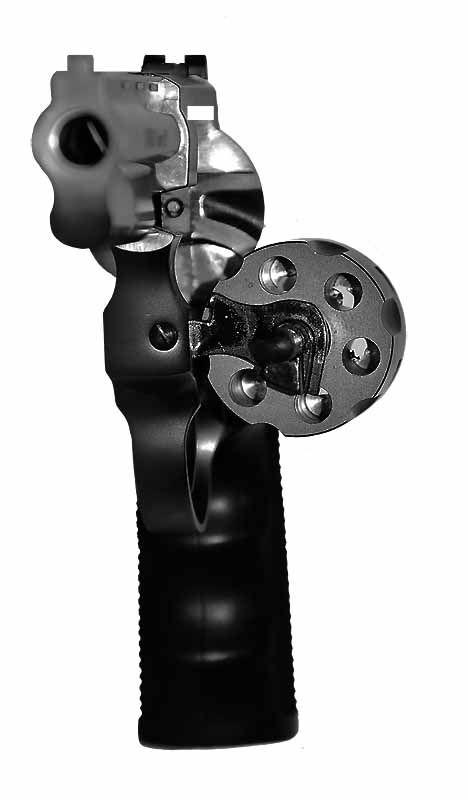 rewolwer alarmowy hukowy odstraszający Ekol Viper 4,5' 6 mm