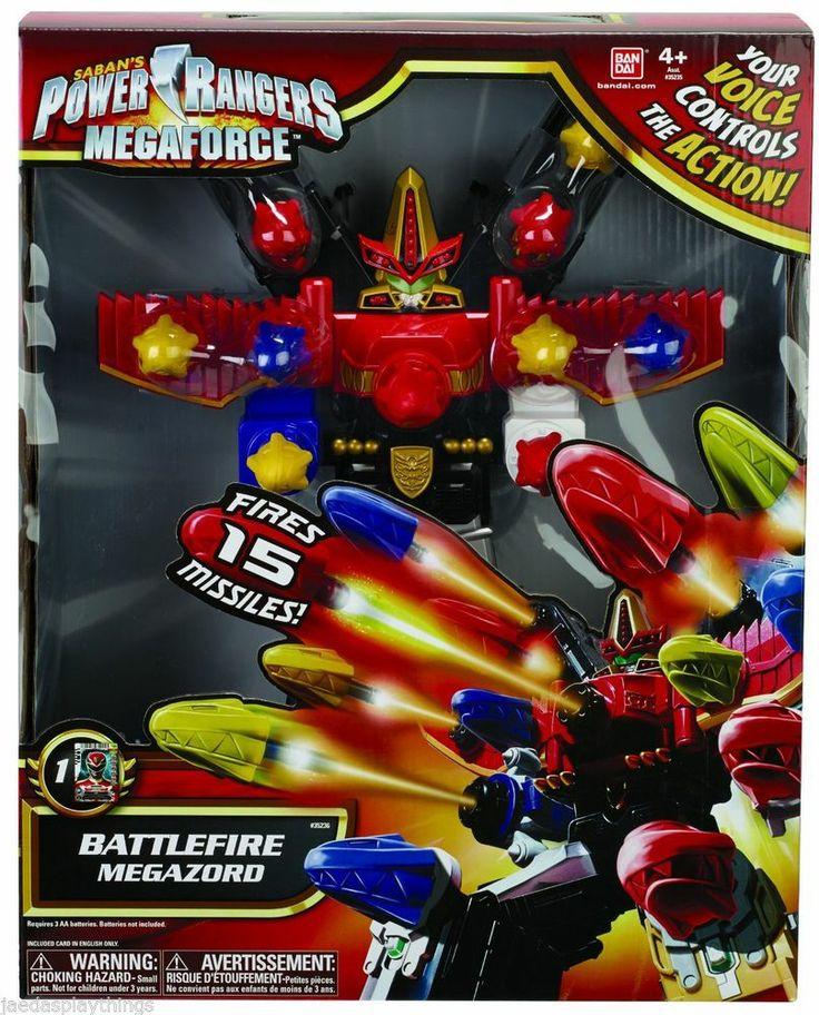 17 best images about stuff for will on pinterest legends - Robot power rangers megaforce ...