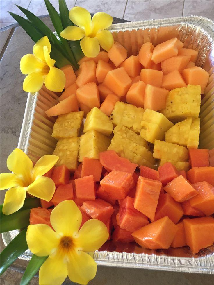 Fresh #fruit for #breakfast