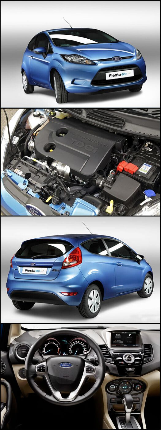 #Ford #fiesta city car is stylish as well as being muscular with Ford #Econetic #engines  For More Information Visit Link:  http://www.engines4sale.co.uk/blog/category/ford/