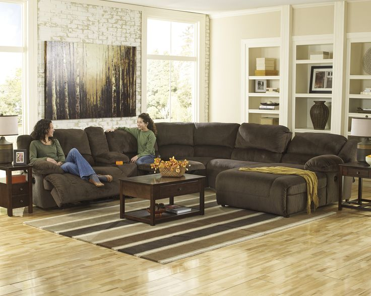 Ashley 5670107-46-77-19-57-40 Toletta Sectional | Cheny Furniture-Chicago Furniture Store