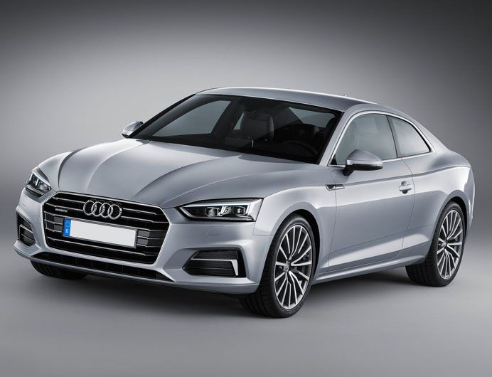 Audi A5 Coupe 2.0 TDI 190ps S Line Ultra Leasing