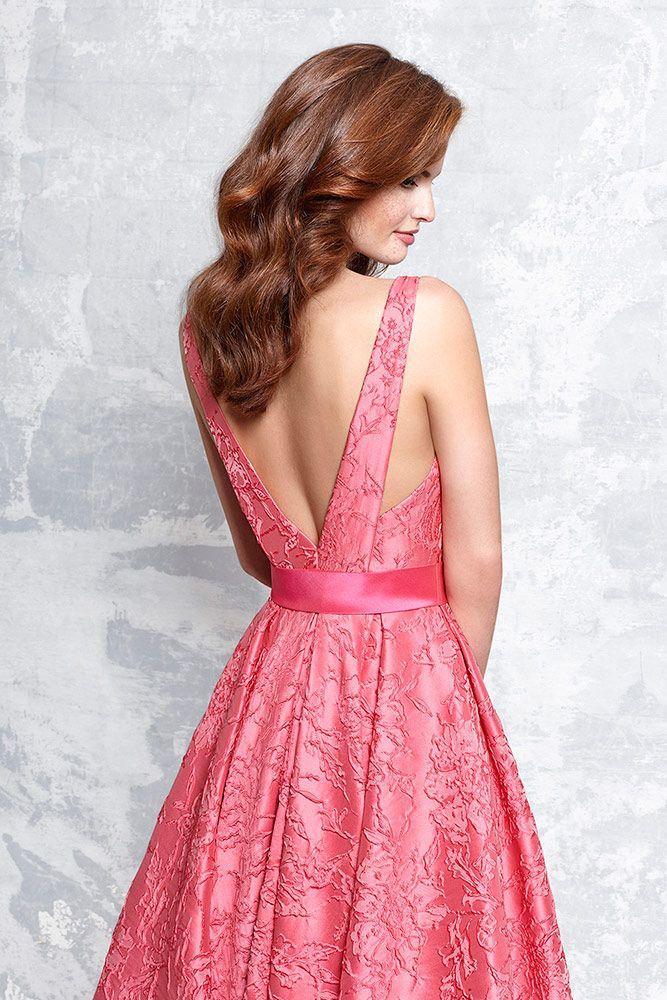 140 best Moda. Vestidos de fiesta images on Pinterest | Evening ...
