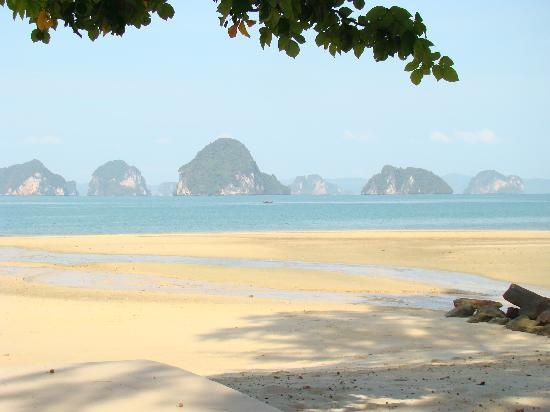 Koh yao noi, paradise island in Thailand where we spent Easter.
