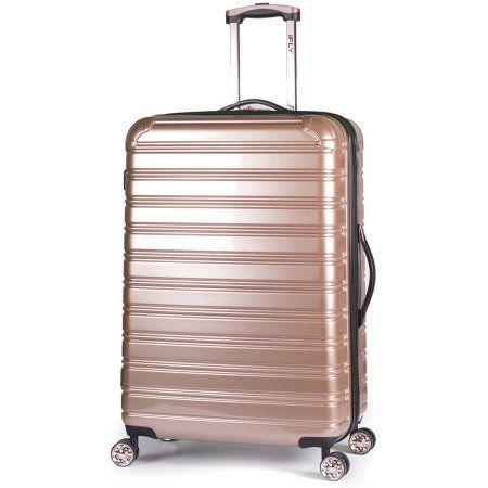 "Free Shipping. Buy iFLY Hard Sided Luggage Fibertech, 28"" Rose Gold at Walmart.com"