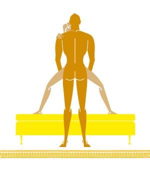 The Eagle Sex Position