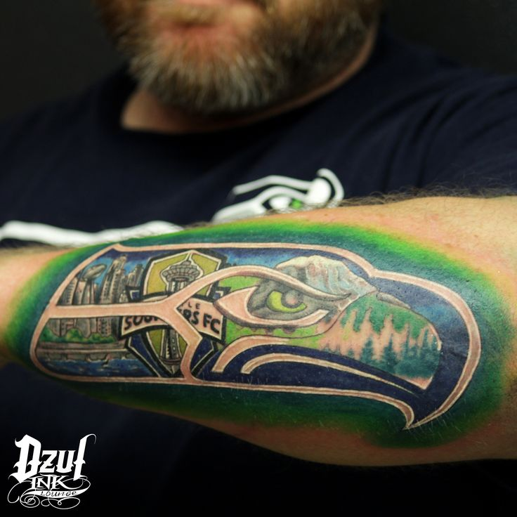 1000 ideas about seattle tattoo on pinterest custom for Seattle sounders tattoo