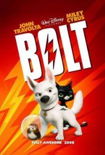 """Pelicula Bolt (2008) Bolt Se trata de la manera de pensar de un perro que fue criado específicamente para ser la estrella de un programa de televisión. Pero un día al finalizar el rodaje el no llega a """"rescatar"""" a su dueña y es así como se inicia la búsqueda de esta y de su verdadera identidad de perro y la realidad en la que vive. ps: Se puede escuchar los últimos temas de Kudai."""