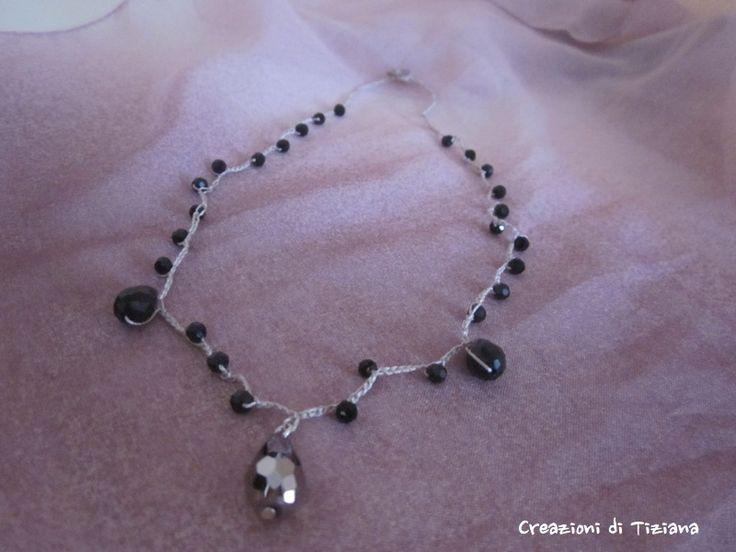 Top 90 migliori immagini Collane all'uncinetto - Crochet necklaces su  MH82