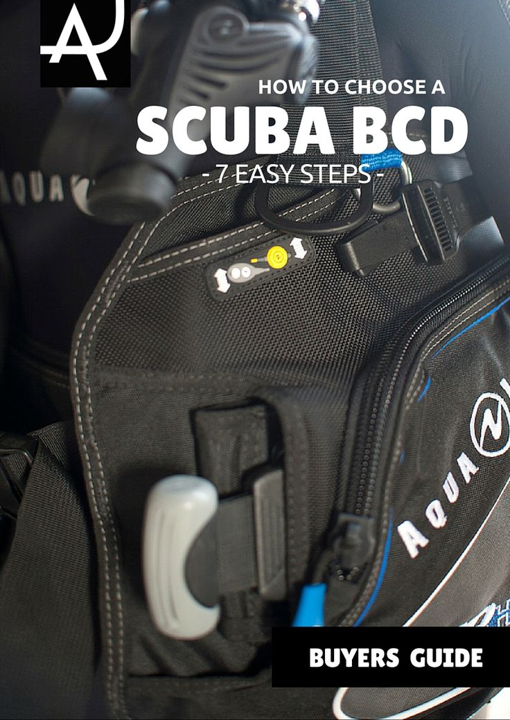 how to choose a scuba diving bcd guide Everything on scuba diving: http://divingtales.com.