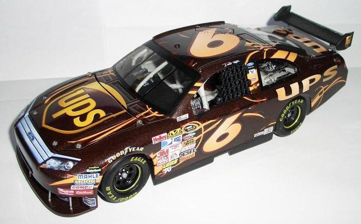 #6 FORD NASCAR 2010 * UPS * David Ragan - 1:24 in Modellbau, Auto- &…