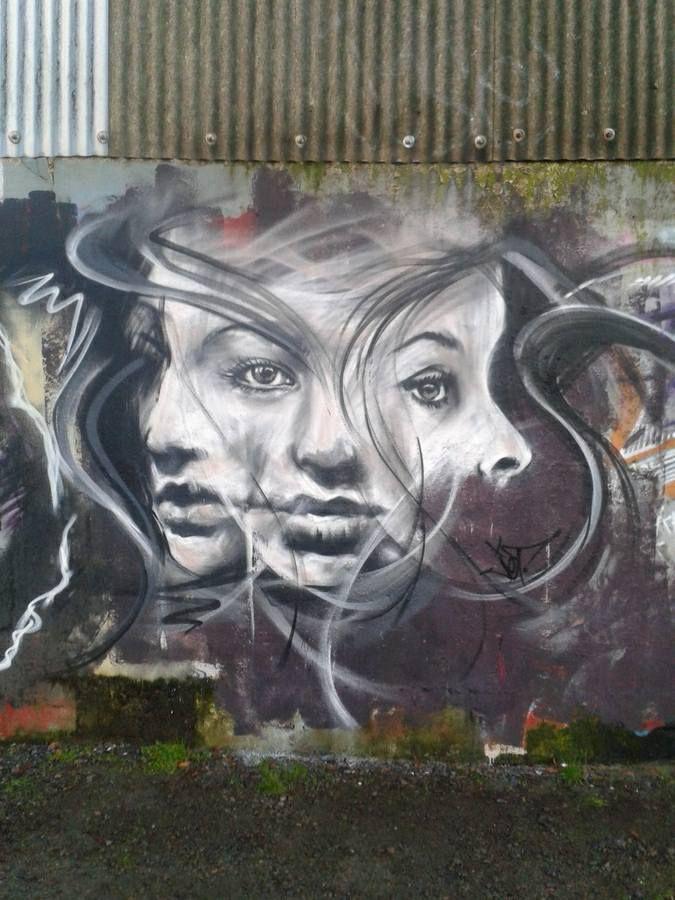 Bien-aimé 3105 best Street Art images on Pinterest | Street art graffiti  IH64