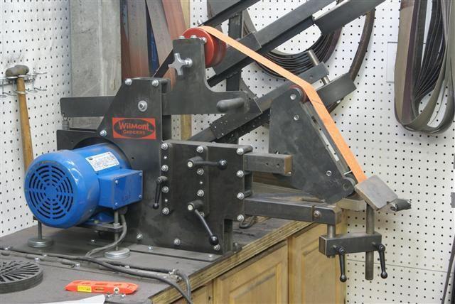 wilmont 3 slot belt grinder | tools | Pinterest | Belt