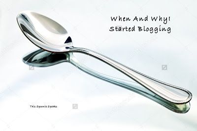 This Spoonie Speaks: About Me- When and Why I Started Blogging
