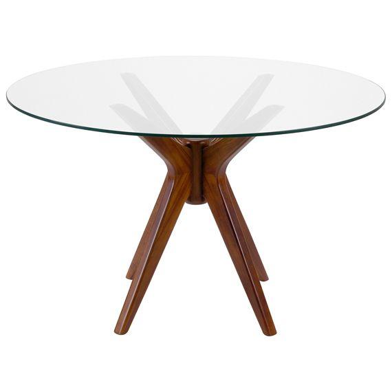 Las 25 mejores ideas sobre mesa redonda en pinterest - Mesas redondas de comedor antiguas ...