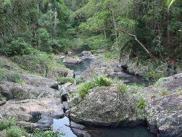 Conondale Camping - Booloumba Falls walk