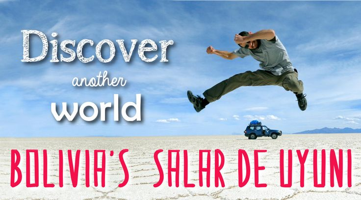 #Discover another #world in #Bolivia's #SalarDeUyuni! One of the #highlights of our #travel! You plan to visit the biggest #saltflat in the world? #TravelTips: good tour operators, prices and what you have to bring. More infos here --> http://www.bobaroundtheworld.com/bolivia-salar-de-uyuni-tours/