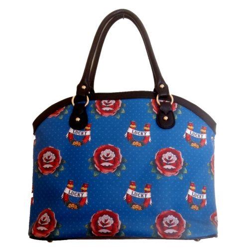 Lucky Rose Handbag by Jubly Umph