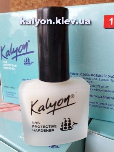 """Лак Kalyon """"кораблик"""" лечебный - набор 6шт, цена 55 грн/ед, скидка 21%"""