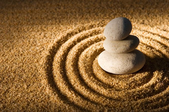 Espacio de meditación, serenidad y concentración.