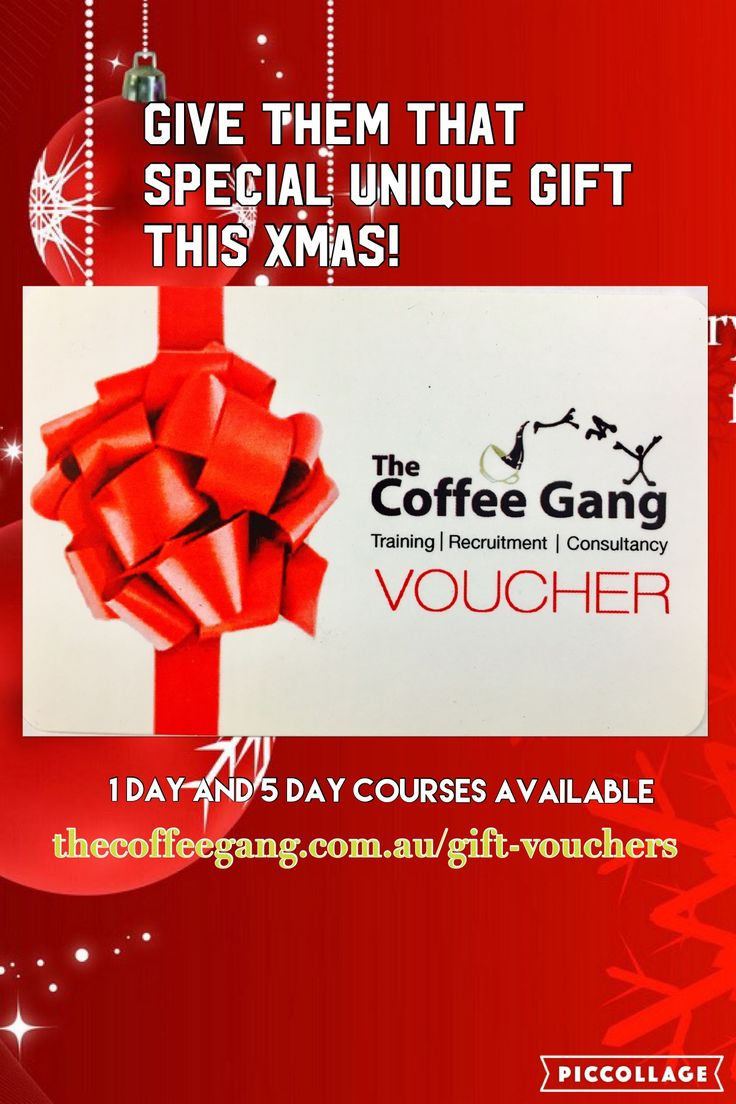 17 melhores ideias sobre christmas vouchers no xmas natal bestas coffee gang cafelife coffee multiple purchases coffeelover barista family member unique gift gift vouchers