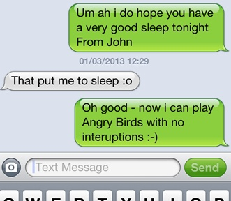Good Night Text Messages   Sleep   Pinterest Funny Text Messages From Parents