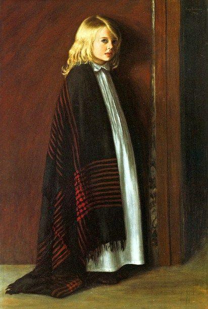 Aamu-Hugo Simberg (1873 – 1917, Finnish)