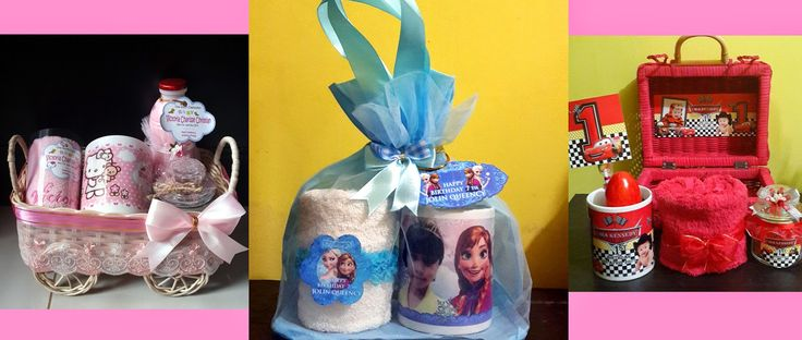 Birthday hampers, Souvenir Ulang Tahun, hampers Jakarta dan Tangerang