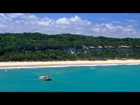 PLACES TO VISIT IN BRAZIL: Natal, Genipabu & Pipa (City, Beaches & Sports) 720p HD