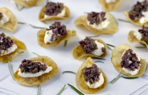 Giada de laurentiis, Olive recipes and Goat cheese on Pinterest