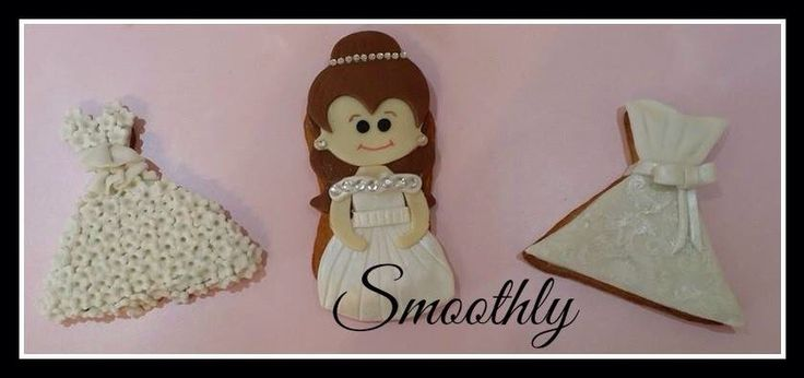 Per un matrimonio speciale biscottini decorati