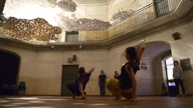 Highlights from Inter Pares Project 1 week residency at Le Murate, Firenze, Italy as part of Firenze Open Art Project, September 2015. Choreographers: Agnese Lanza and Julie Havelund.