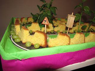 cake trein De Fantastische Mevrouw Vos: mei 2012