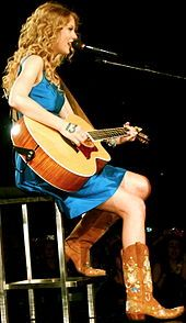 Taylor Swift - Wikipedia, the free encyclopedia
