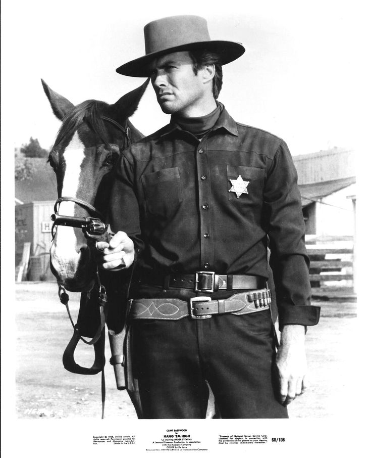 A Complete List Of Clint Eastwood Movies