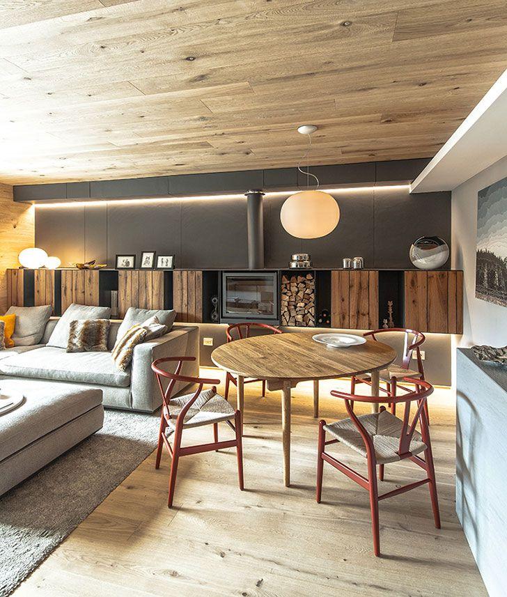 Best 25+ Chalet design ideas on Pinterest Chalets, Chalet - einrichtungsideen mobel chalet stil
