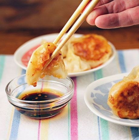 Love the sound of these Red Curry Shrimp Dumplings from The Perfect Pantry!