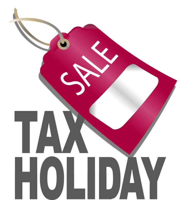 Tax Free Weekend 2016 - 2016 Sales Tax Holiday