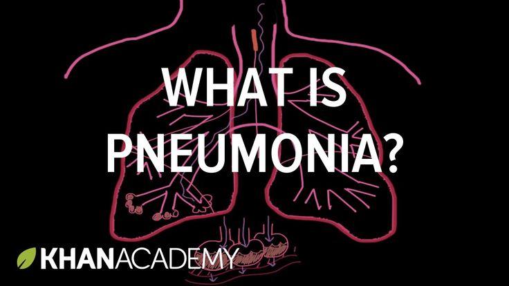 What is pneumonia? | Respiratory system diseases | NCLEX-RN | Khan Academy