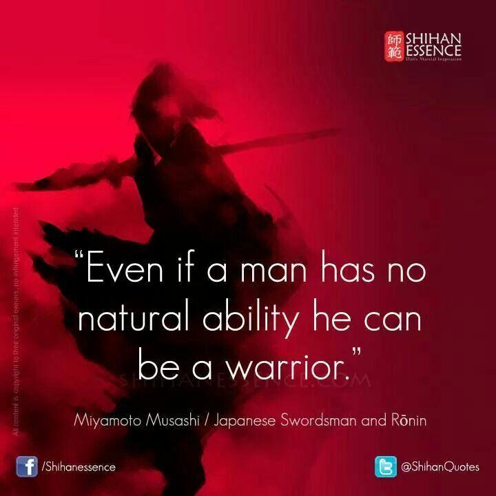 Miyamoto Musashi #McDojo www.Facebook.com/McDojoLife                                                                                                                                                      More
