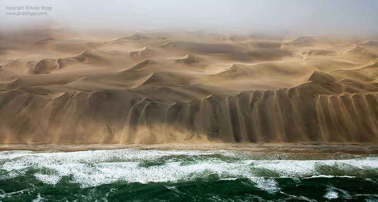 Skeleton Coast  (Namibia). 'Travel in this part of  Namibia, a treacherous  stretch of the coast  where many ships have  become graveyards, is the  stuff of road-journey dreams.  It's a murky region with rocky  and sandy coastal shallows,  where rolling fogs and swirling  sandstorms encapsulate  its ghostly, isolated and  untamed feel. The Skeleton  Coast is among the  most remote and inaccessible  areas in the vast country  of Namibia.'…