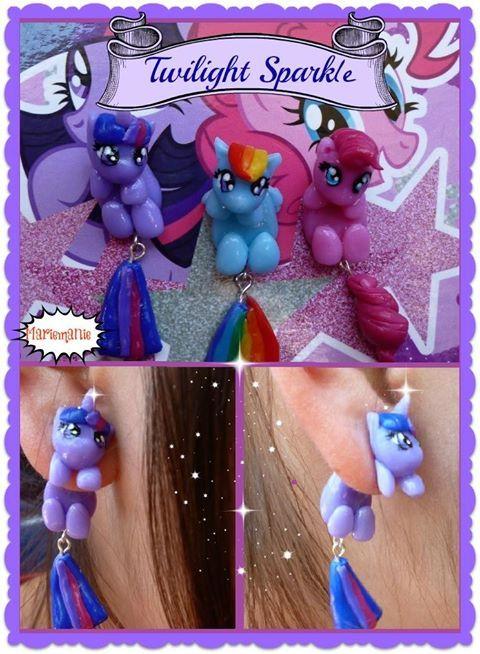 Twilight Sparkle de My little pony