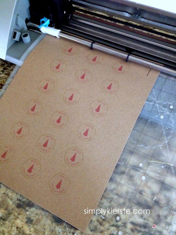 Tutorial: How to Use Silhouette's Print & Cut | simplykierste.com