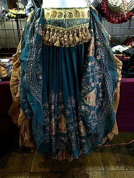 Beautiful American Tribal Skirt