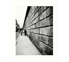 #ArtPrint #Photography #UrbanPhotography #People #Architecture #Urban #BlackAndWhite #Lines #Perspective